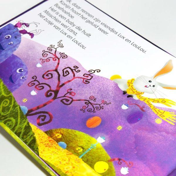 Lumies boek Noova Media Productions